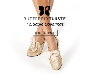 Butterfly Twists shoes