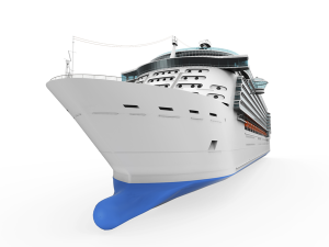 Conversion rate cruise ship