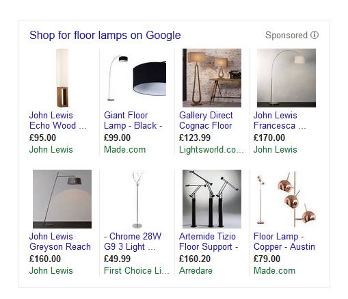 Hit Search blog Google Shopping Ads PPC paid search retail