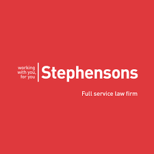 Stephensons Full Service Solicitors Logo