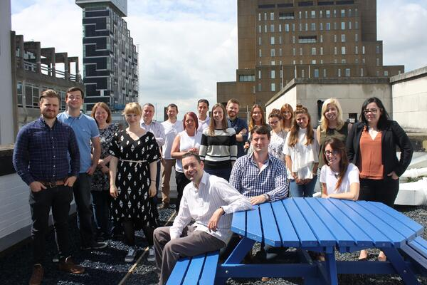 Hit Search team in new central Liverpool office