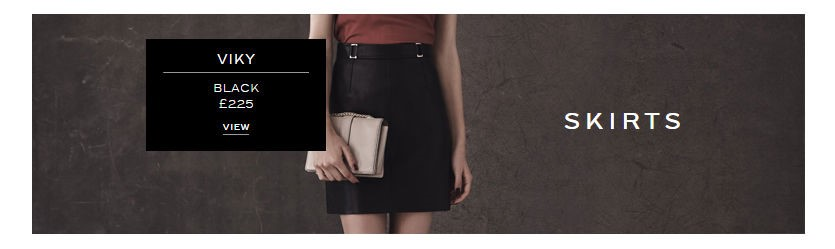 Reiss skirt feature image