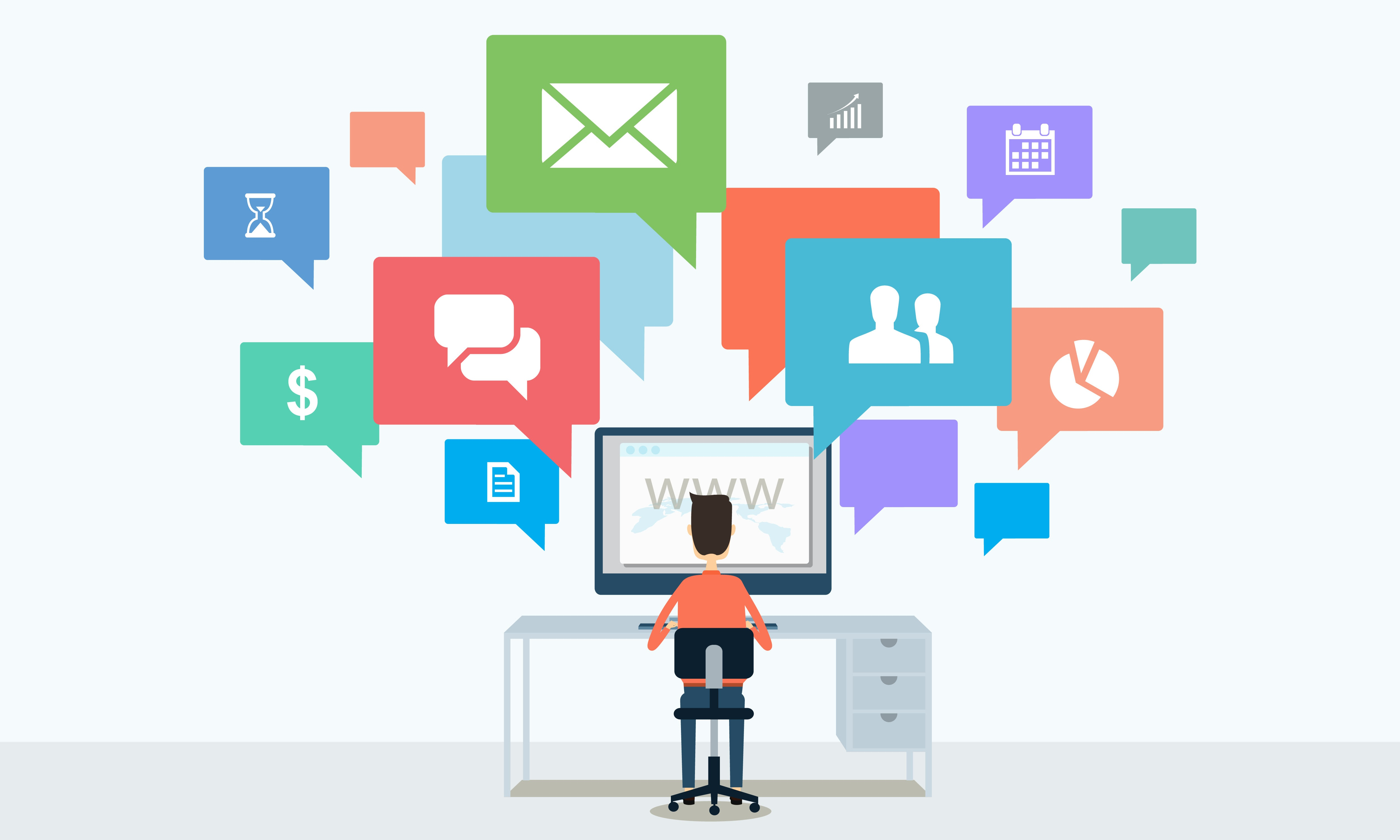 Your digital strategy should complement your content marketing