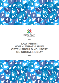 what, when and how often should your firm post on social media?