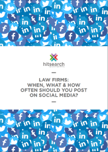 law firms: when, what & how often should you post on social media?