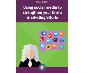 Strengthen your firm's marketing with social media