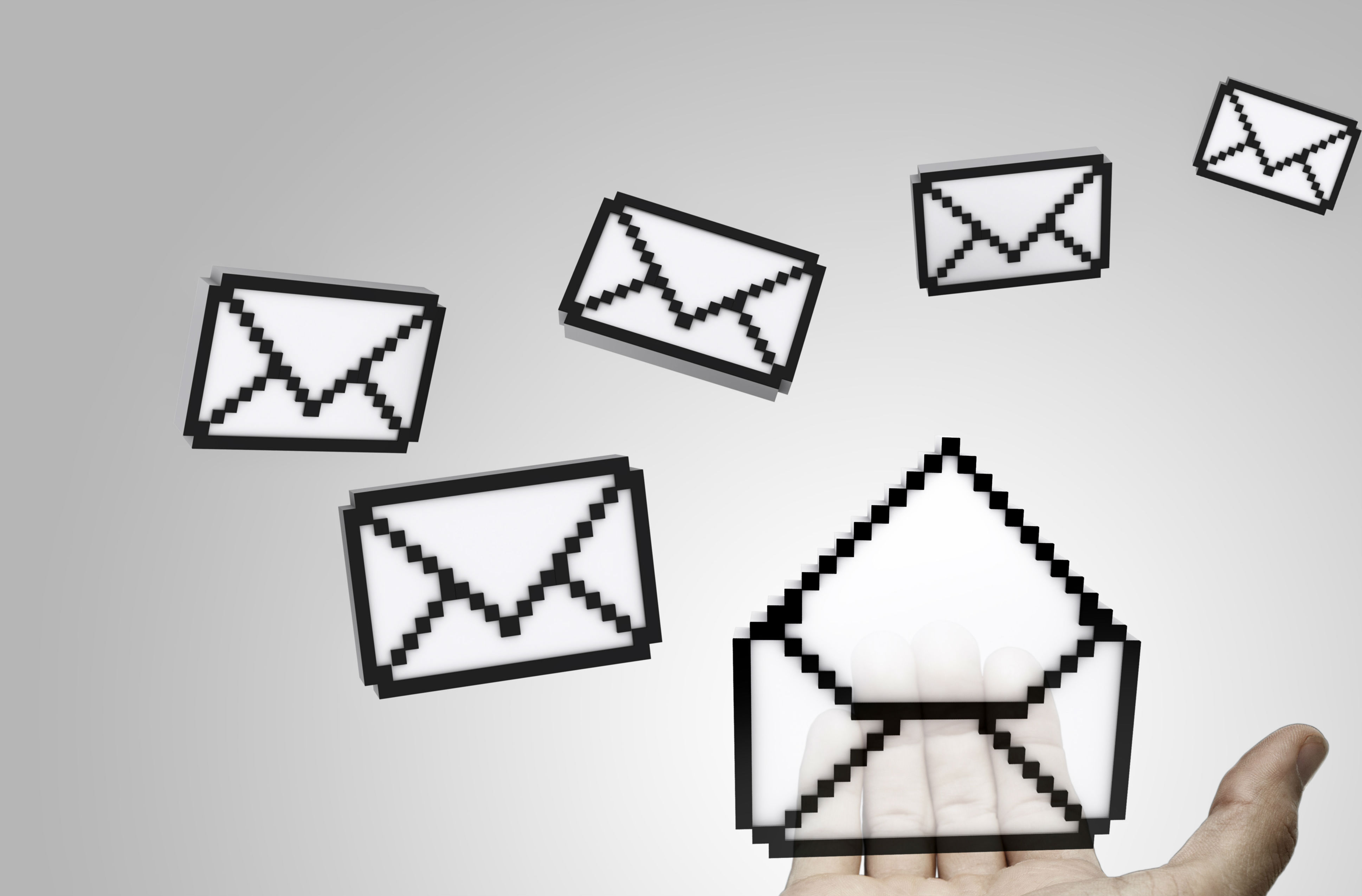 Don't buy email lists for your law firm