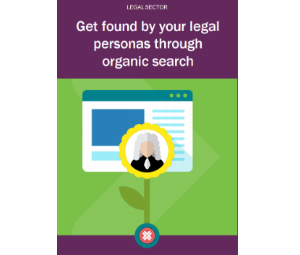 Get found by your legal personas through organic search