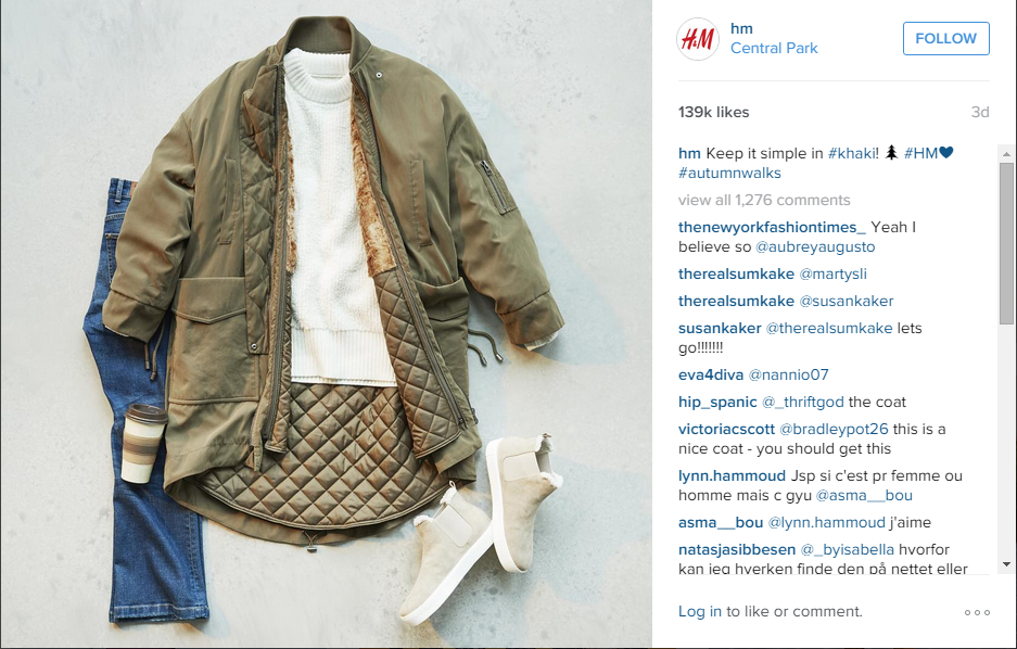 5 tips for increasing your fashion brand's Instagram following