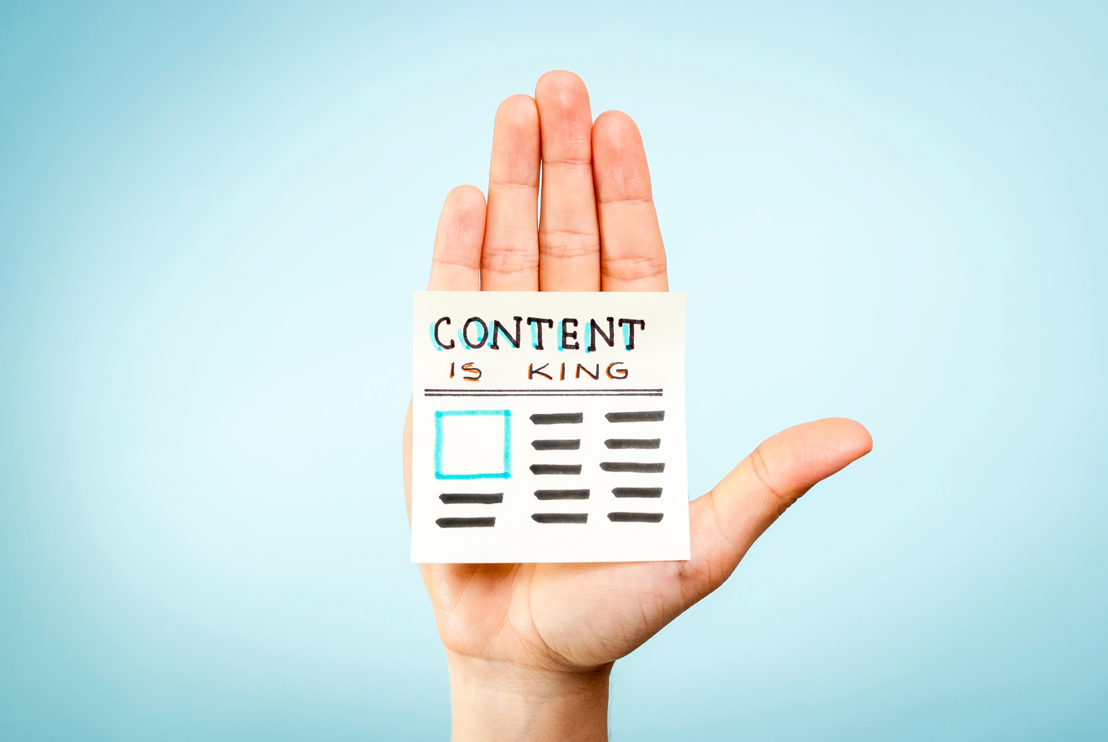 4 Content Marketing Mistakes