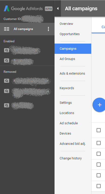 what's new with adwords?