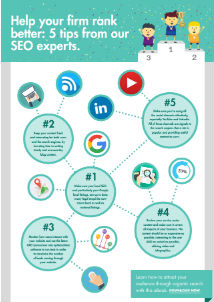Help your firm rank better: 5 tips from our SEO experts!