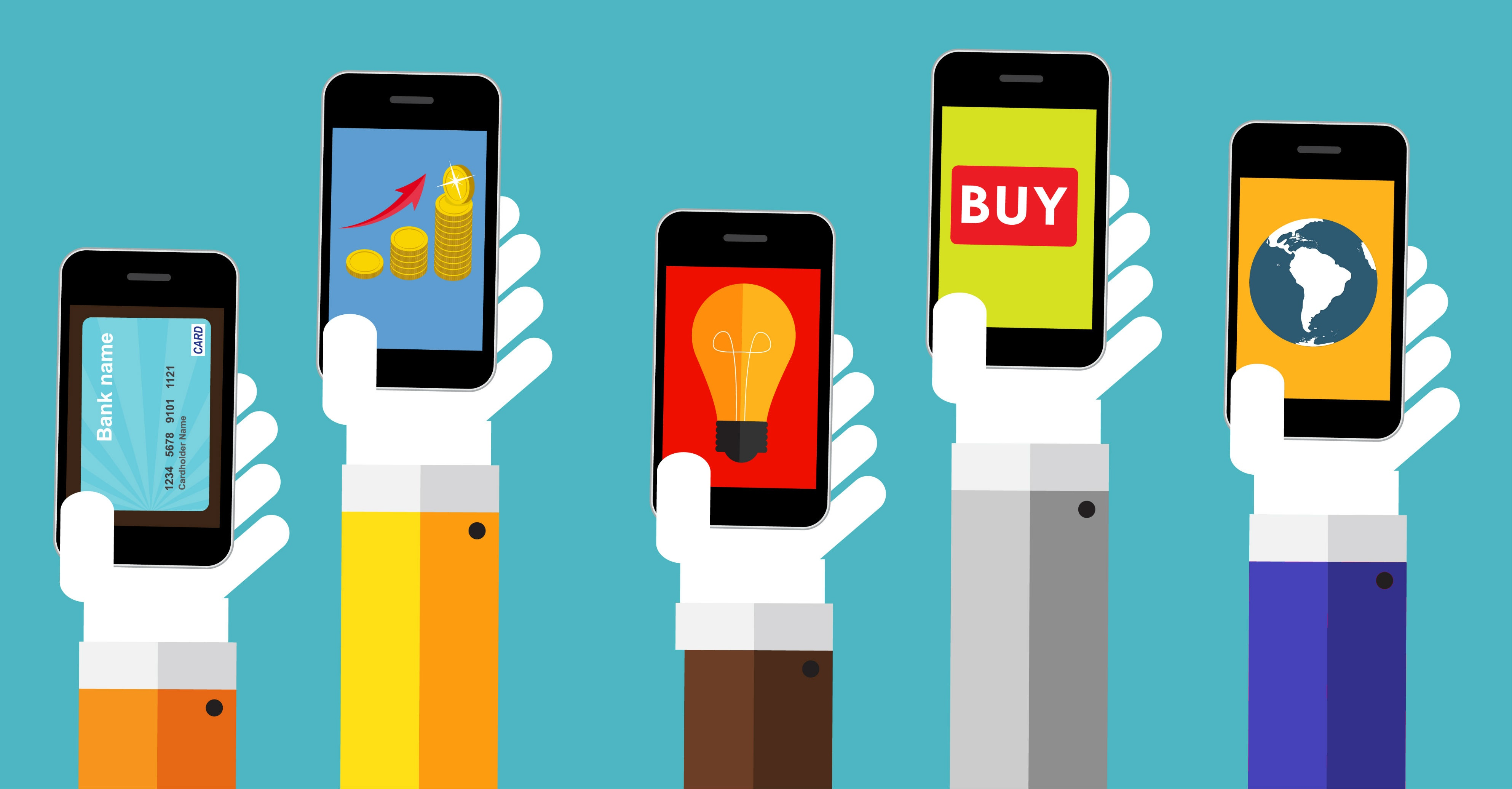 How retailers are engaging the mobile user