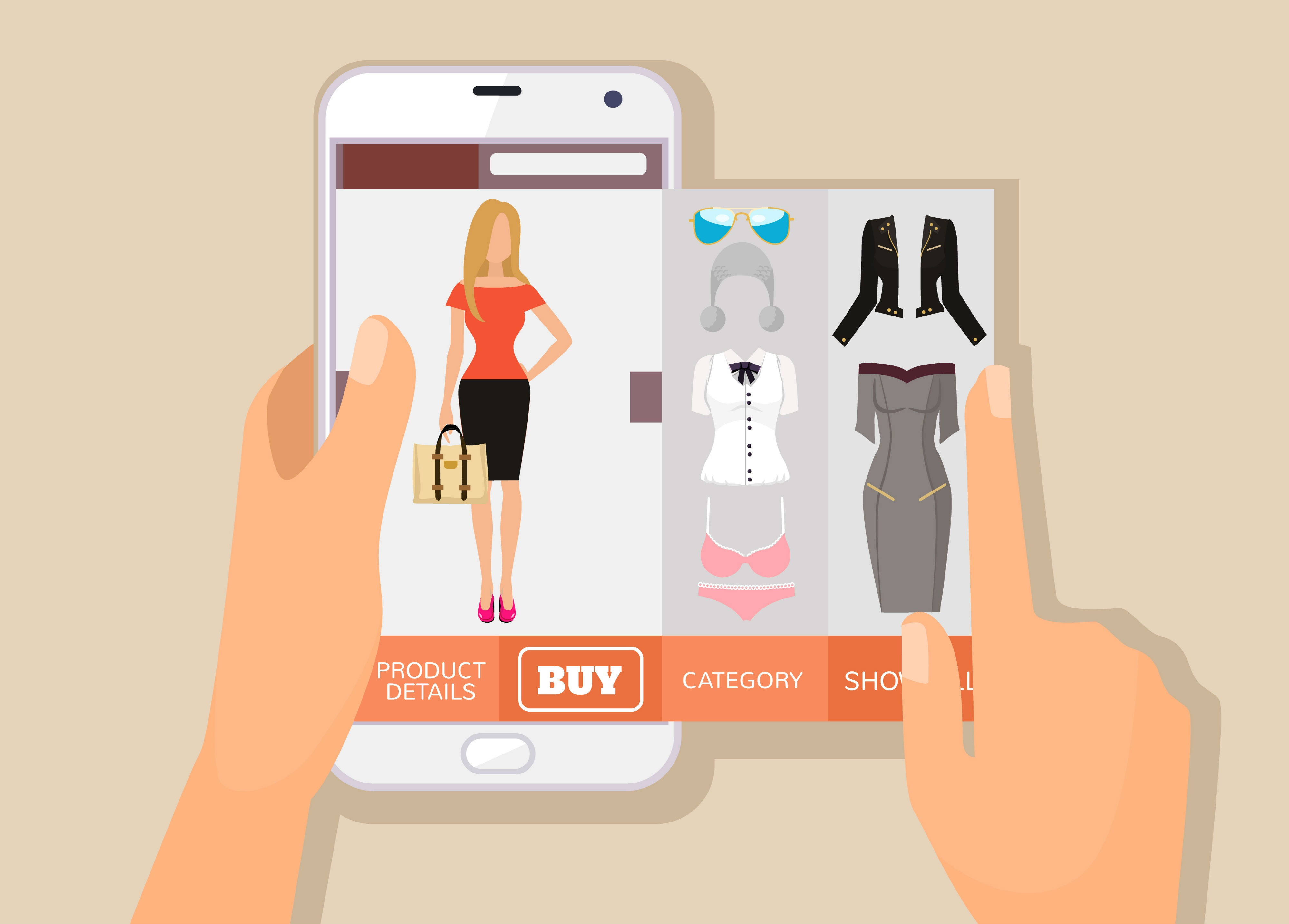 Mobile marketing in ecommerce