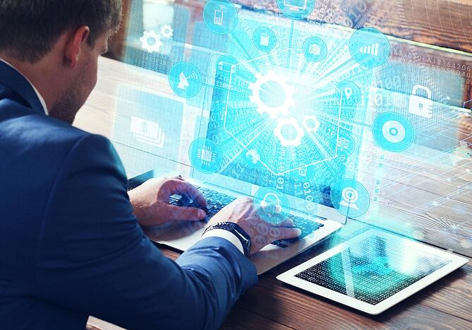Programmatic display in the insurance sector