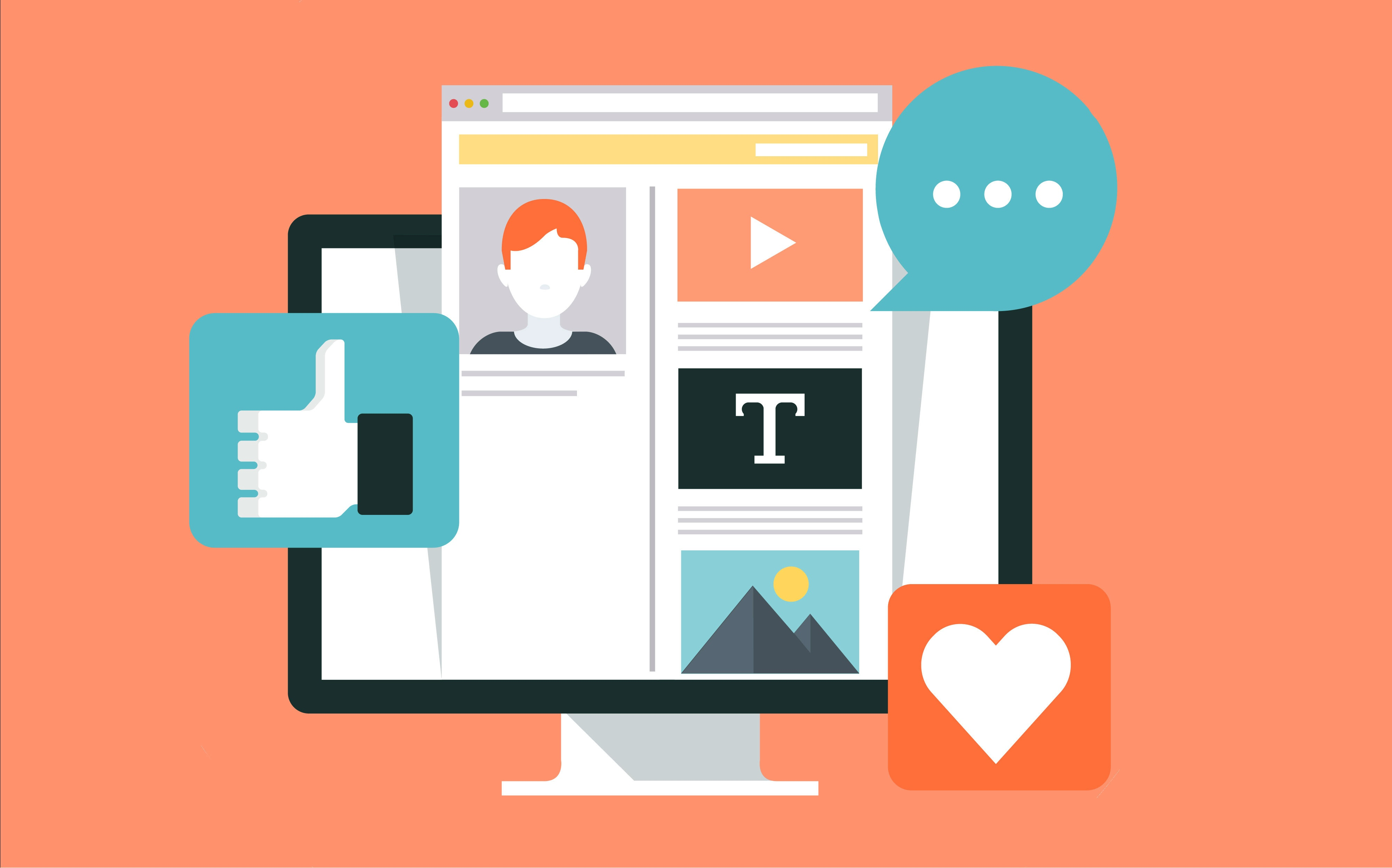 social media tactics to win new clients for your firm