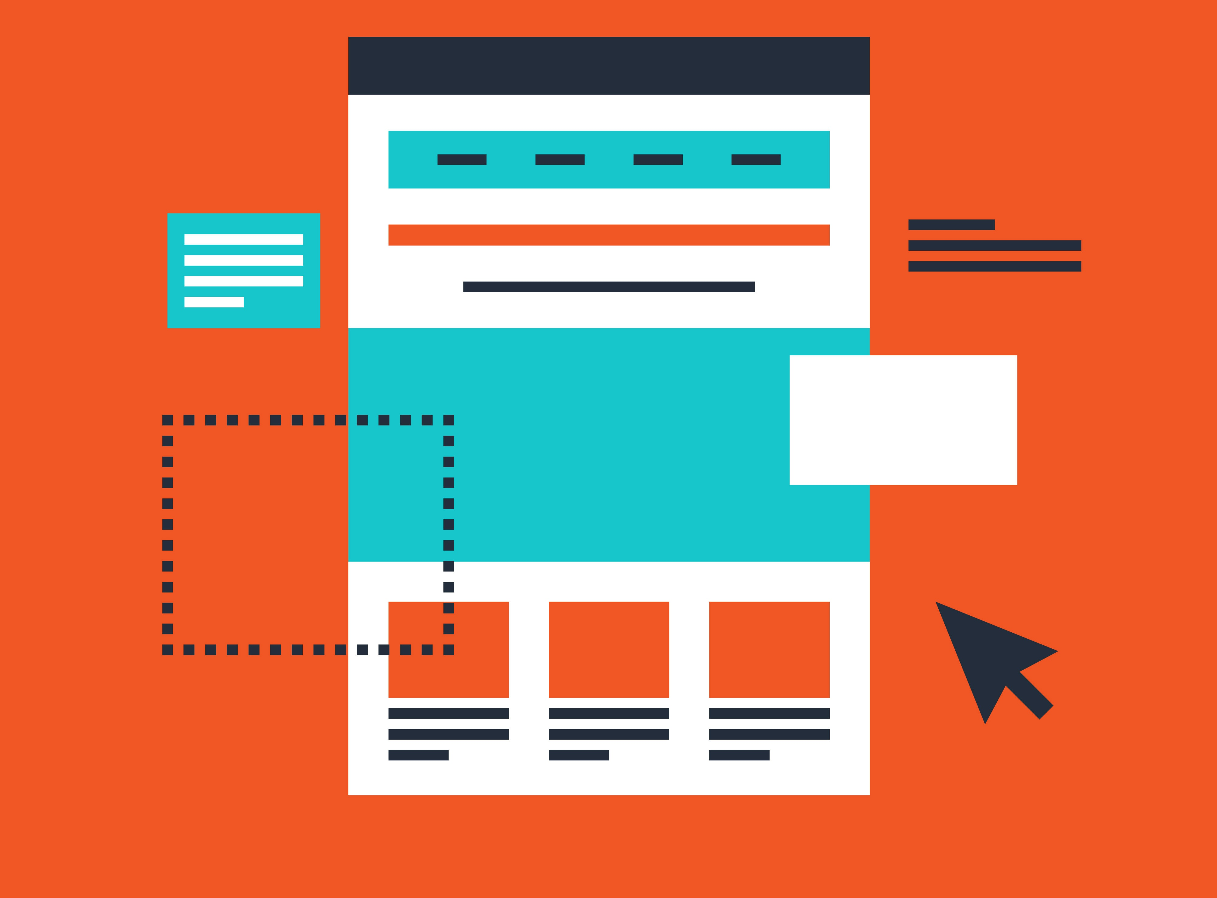 improve user experience through site navigation