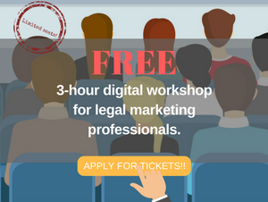 Apply for tickets to attend our legal workshop!