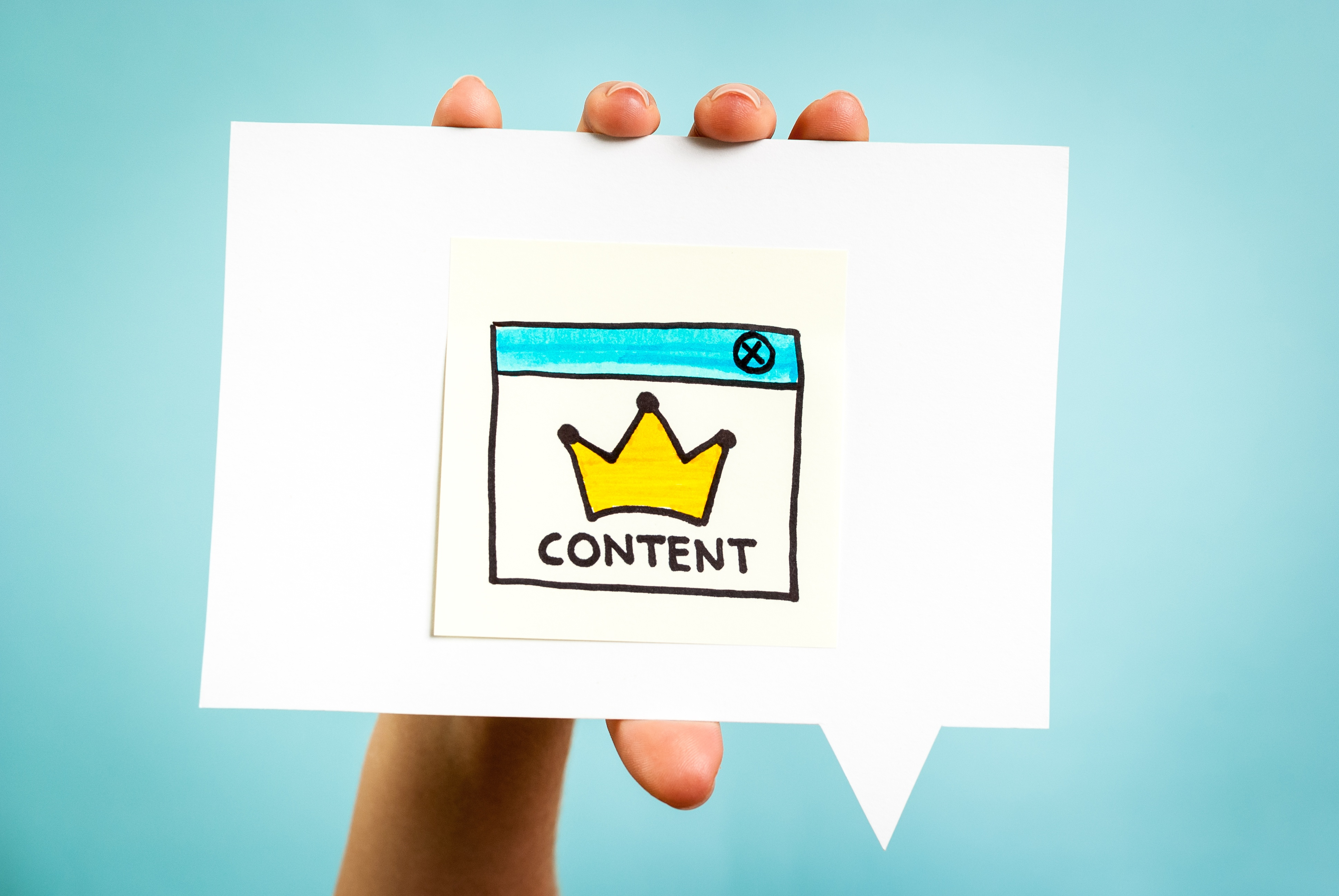 why does content marketing work in the legal sector?