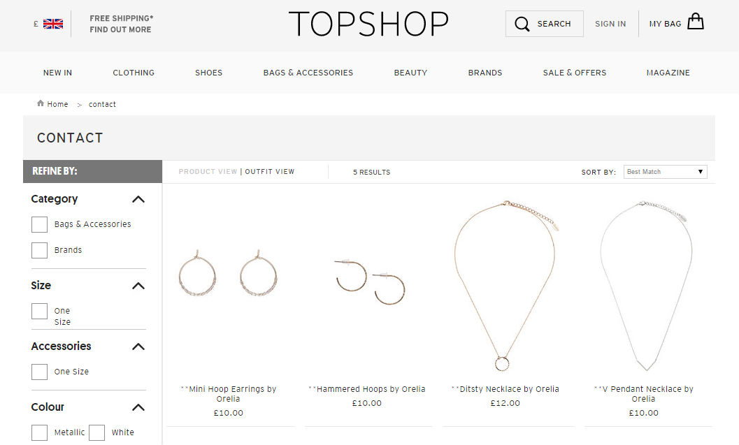 User experience mistakes your fashion brand should avoid