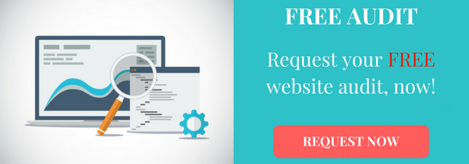 Request your free website audit now