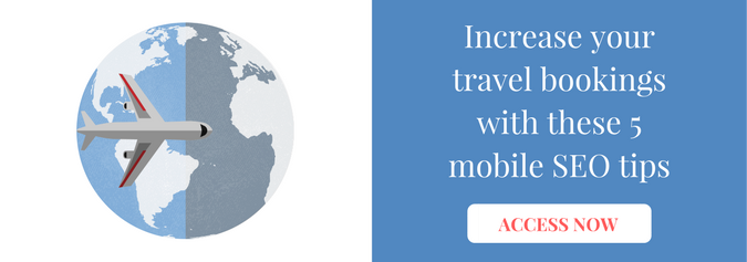 increase your travel bookings with these 5 mobile SEO tips