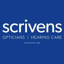 Scrivens Opticians and Hearing Care Logo
