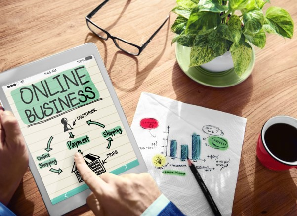 How digital marketing can benefit both online businesses and retail stores