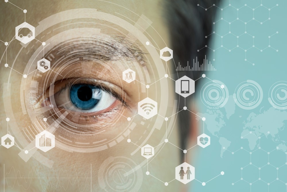 What data is collected in advanced user testing using biometrics?