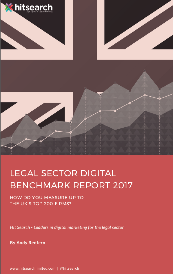 Hit Search to release legal sector digital benchmark report
