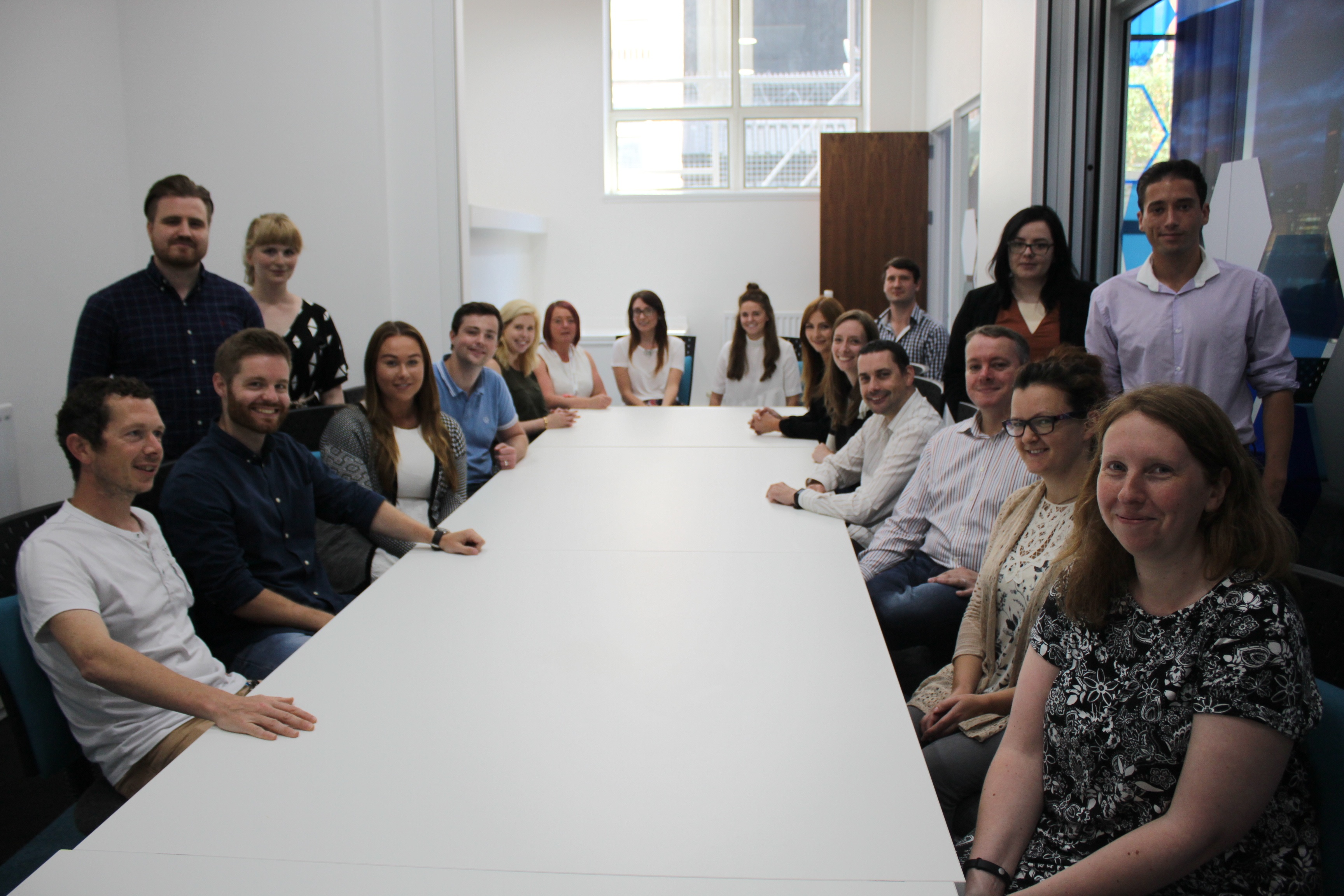 Liverpool digital agency, Hit Search, celebrate three internal staff promotions