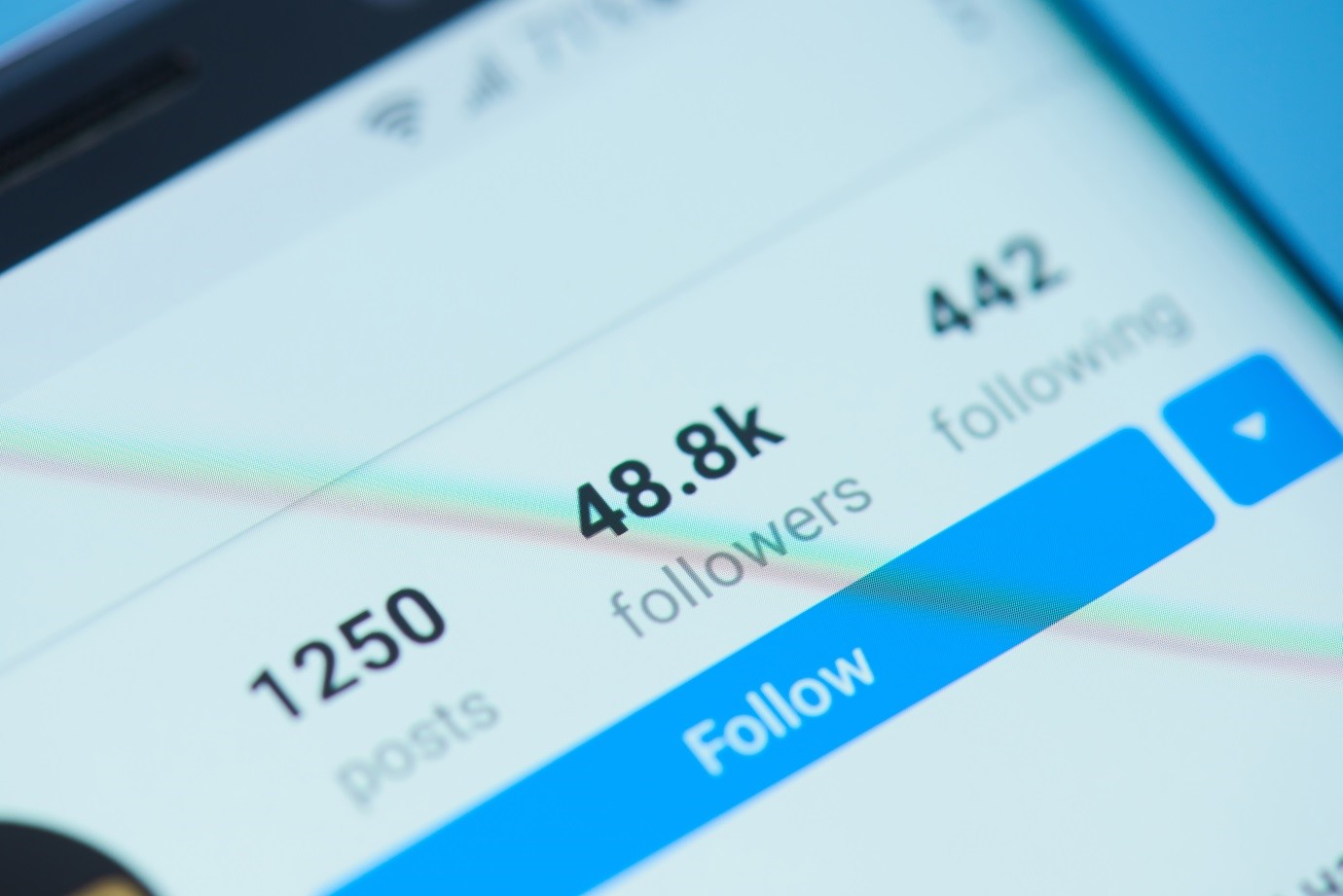 Survey reveals 98% of content creators admitted to having spotted follower fraud among online influencers