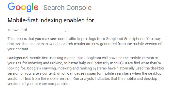 Mobile-first indexing – how does it impact desktop rankings?
