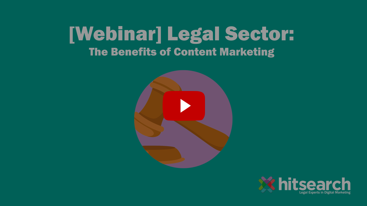 webinar legal sector the benefits of content marketing
